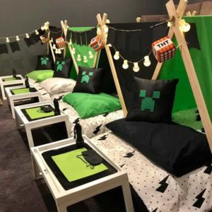 Best Friend Sleepover Party Package