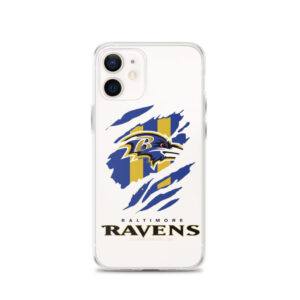 Raven's iPhone Case